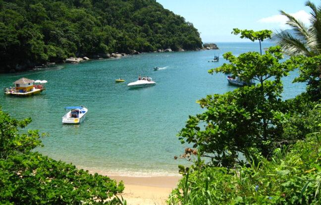Praia Saco do Eustáquio - Portal Ilhabela.com.br