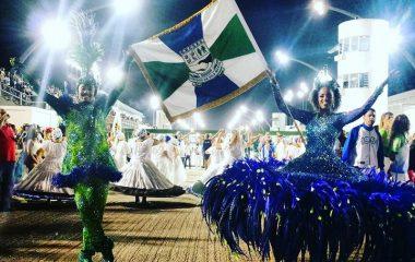 Unidos de Vila Maria leva Ilhabela para o Carnaval de São Paulo