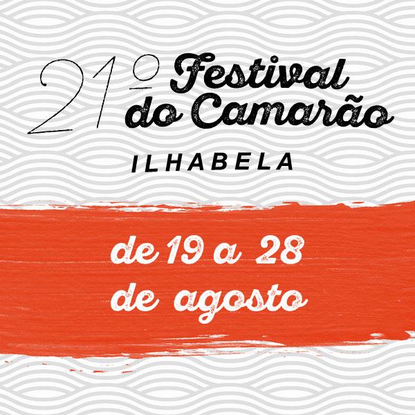 Festival do Camarão de Ilhabela 2016