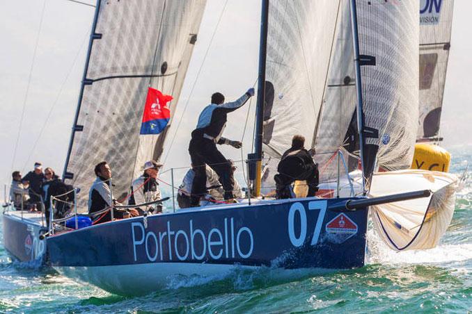 Katana Portobello é campeão da C30 na Semana de Vela de Ilhabela (foto: Edu Grigaitis / Balaio)