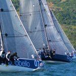 Largada da C30 na Semana de Vela de Ilhabela (foto: Edu Grigaitis / Balaio)