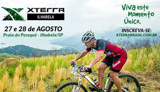 XTerra Ilhabela - 27 a 28 de agosto em Ilhabela - Portal Ilhabela.com.br