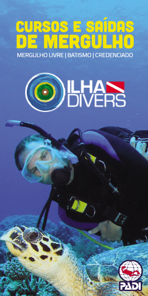 Ilha Divers lateral