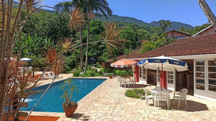 Ilhasol Hotel e Pousada em Ilhabela