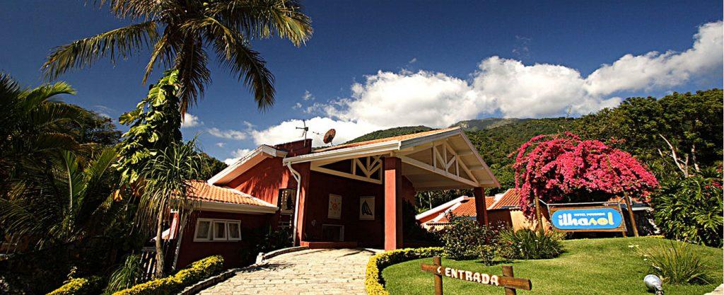 Ilhasol Hotel Pousada - Praia da Feiticeira em Ilhabela