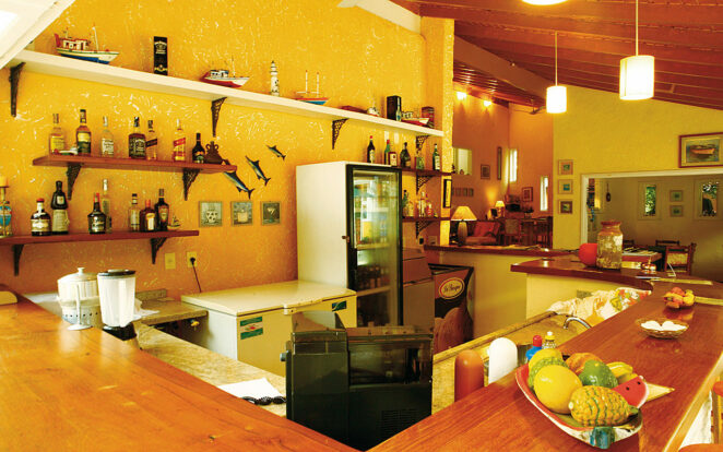 Bar - Ilhasol Hotel Pousada - Ilhabela