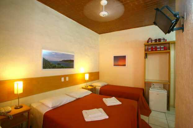 Suíte Luxo - Ilhasol Hotel Pousada - Ilhabela