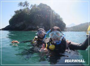 mergulho-com-a-narwhal-em-ilhabela-ilha-das-cabras