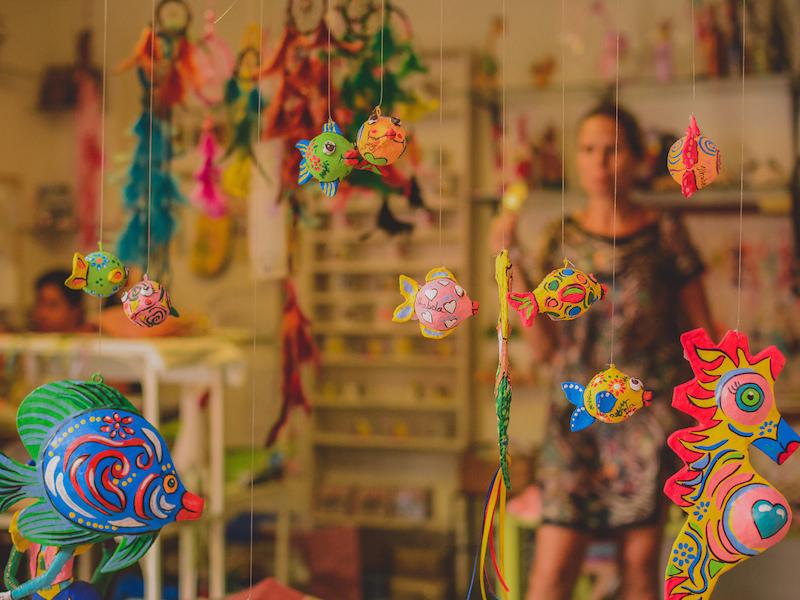 Artesanato em Ilhabela - (Imagem: Flickr/Lucas Lima 91)