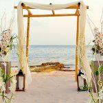 Casamento na praia (Imagem: Allan Ajifo/Wikimedia Commons) - Casamento em Ilhabela