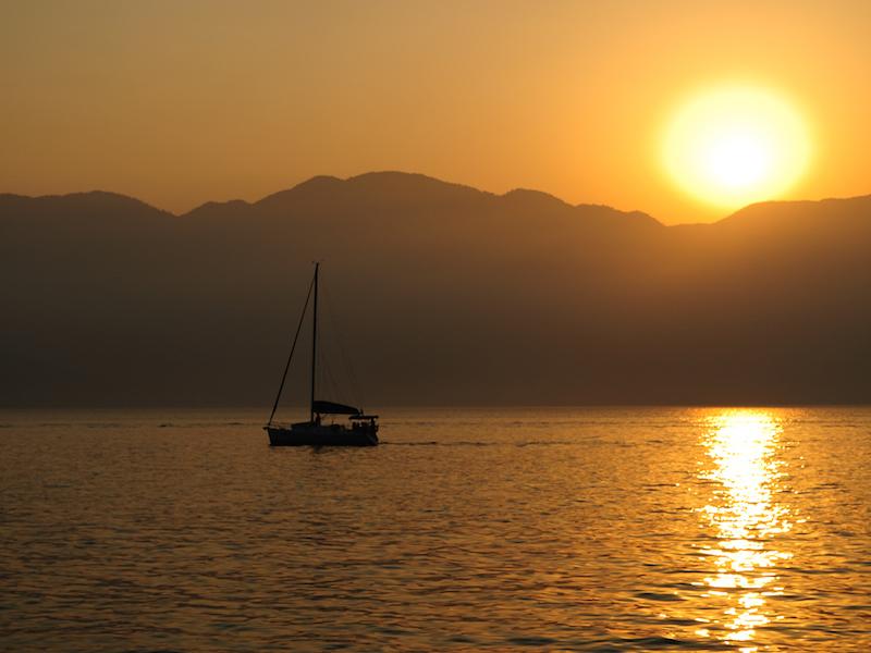 Pôr do Sol em Ilhabela (Imagem: Felipe Coelho/Flickr) - Casamento em Ilhabela