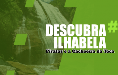 Piratas e a Cachoeira da Toca