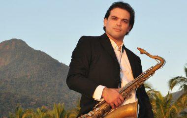 "Cesar Cardozo ""Salsa & Latin Jazz"" no Ilharriba"