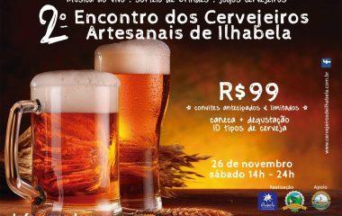 2º Encontro dos Cervejeiros Artesanais de Ilhabela