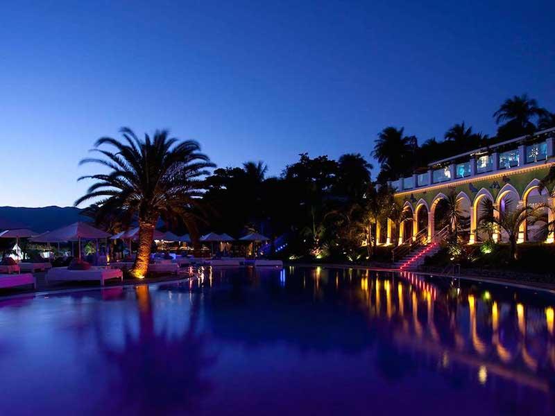 Entardecer no DPNY Beach Hotel & Spa (Imagem: Divulgação)