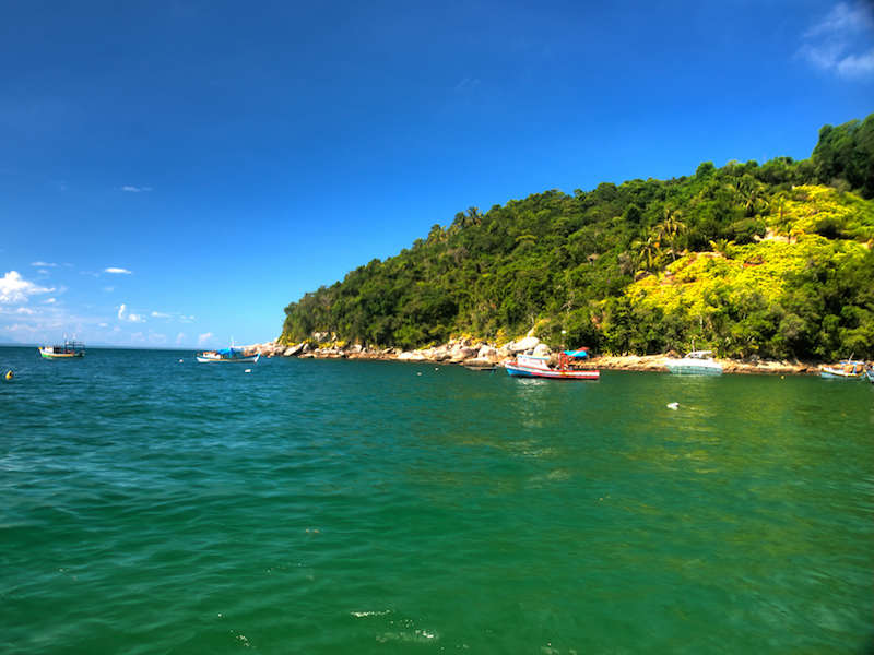 Mar de Ilhabela (Imagem: Flickr/Wellington Jr Teixeira)