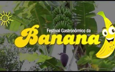 Festival Gastronômico da Banana