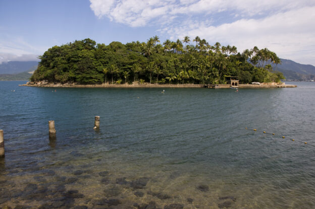 Ilha das Cabras (imagem: Fernando Tomanik)