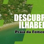 Praia da Feiticeira - Descubra Ilhabela