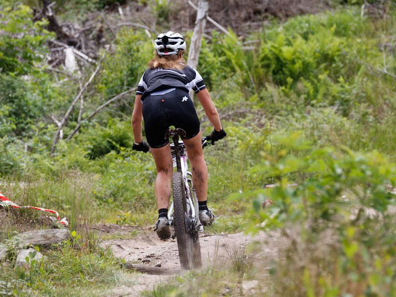 Trilha com bicicleta (Imagem: Flickr/Stig Nygaard)