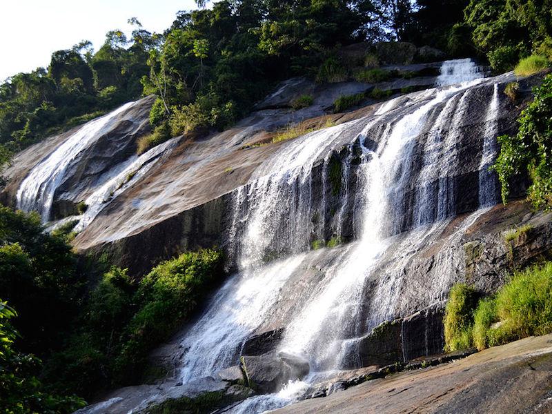 Cachoeira da Água Branca (Imagem: Mauro Cicarelli/Wikimedia Commons)