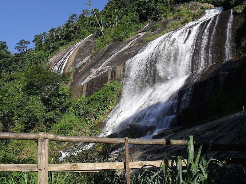 Cachoeira da Água Branca (Imagem: Wikimedia Commons/Iuri bertolini)