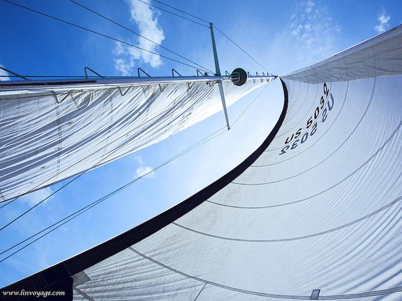 Detalhe da vela (Imagem: Flickr/Phuket@photographer.net)