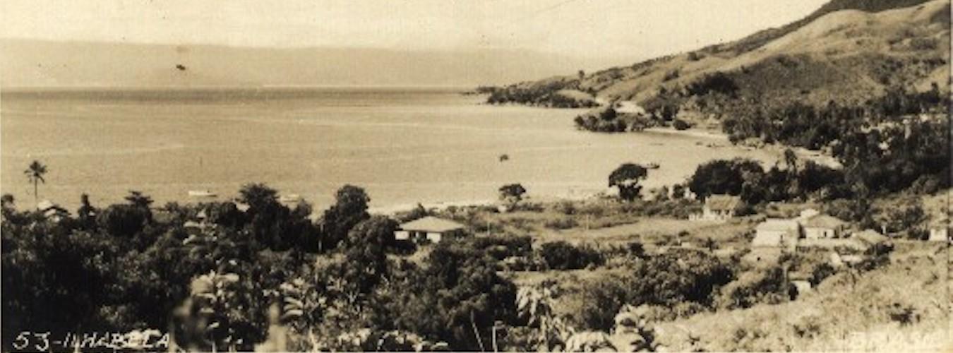 Ilhabela antigamente (Acervo Prefeitura de Ilhabela/Secretaria Municipal de Cultura)