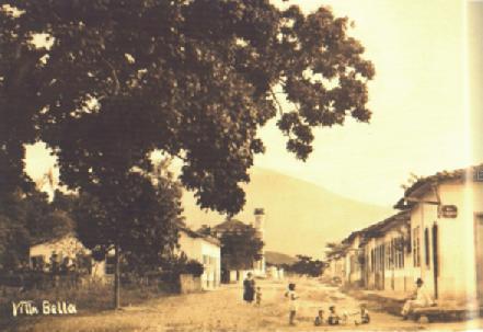 Ilhabela em 1920 (Acervo Prefeitura de Ilhabela/Secretaria Municipal de Cultura)