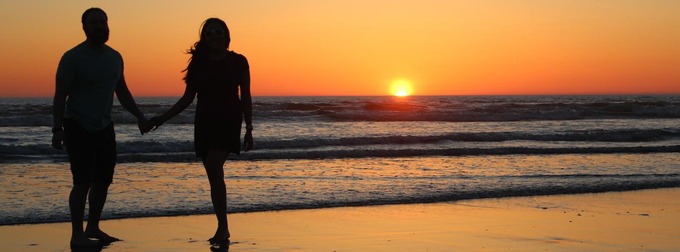 Ilhabela a dois - Por do sol (Imagem: Nickay3111/Flickr)