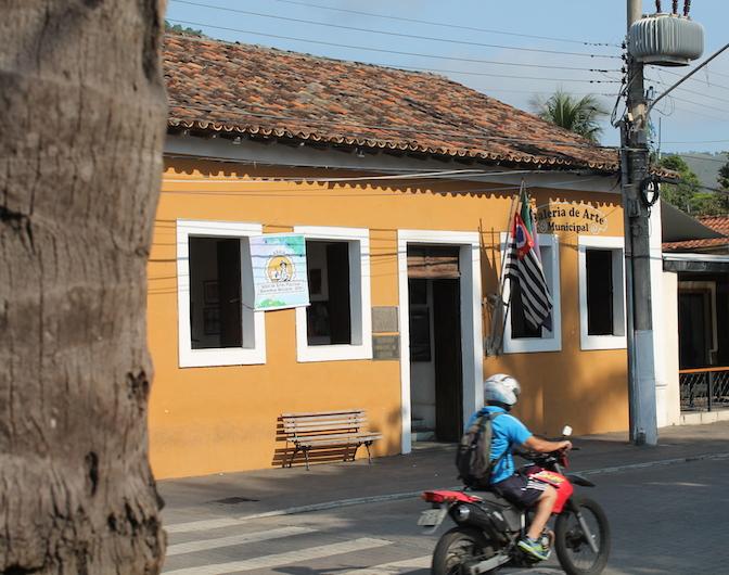 Secretaria da Cultura de Ilhabela (Imagem: Arquivo Pessoal/Alessandra Stefani)