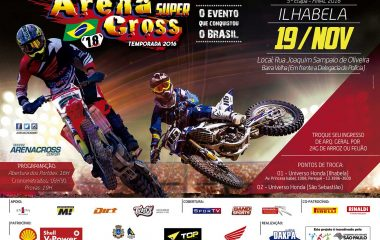 Final do Arena Cross 2016