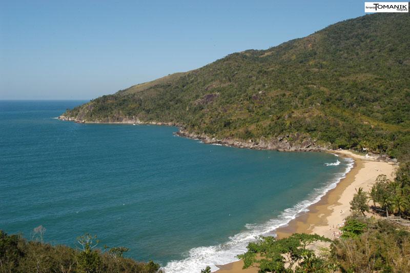 Mirante da Praia do Jabaquara (imagem: Fernando Tomanik)