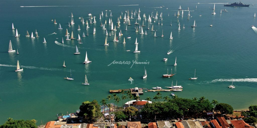 Semana de Vela de Ilhabela (Imagem: Marco Yamin)