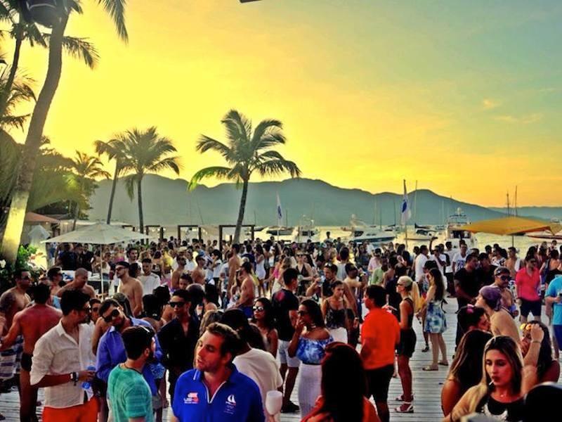 Festa no Sea Club (Imagem: Divulgação/Sea Club)