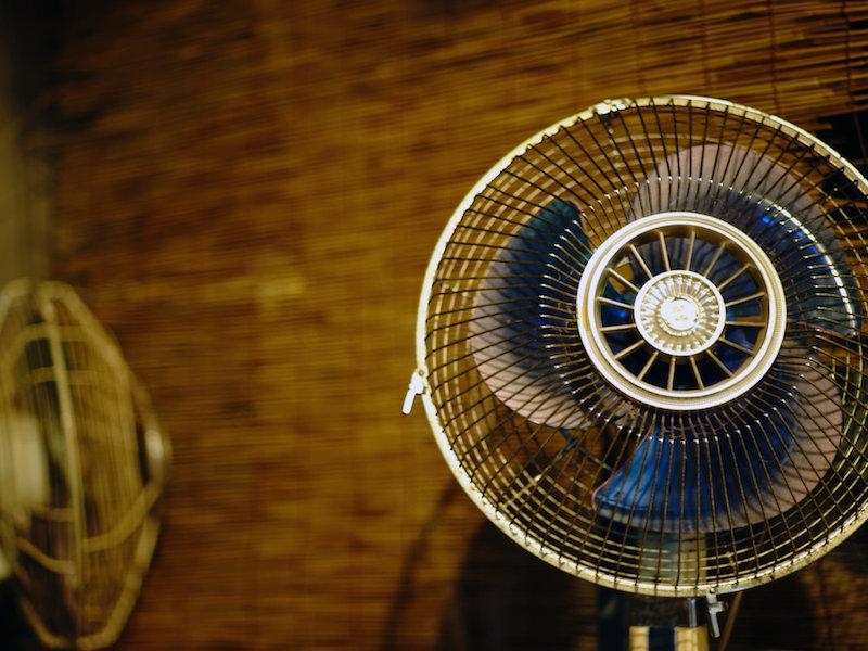 Ventilador (Imagem: Flickr/haru__q)