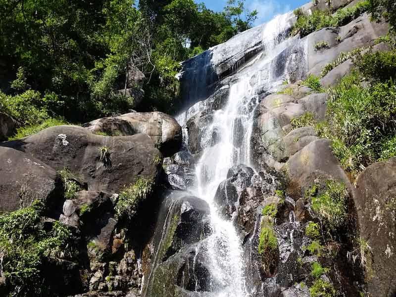 Cachoeira do Veloso Ilhabela (Imagem: Wikimedia Commons/Italo Reis)