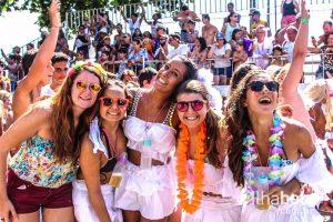 Carnaval em Ilhabela - Banho da Dorotéia
