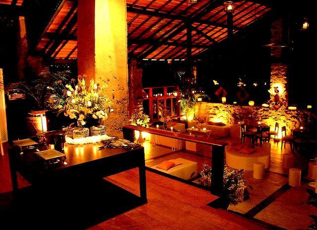 Evento no Restaurante Caravela Pousada & Villas