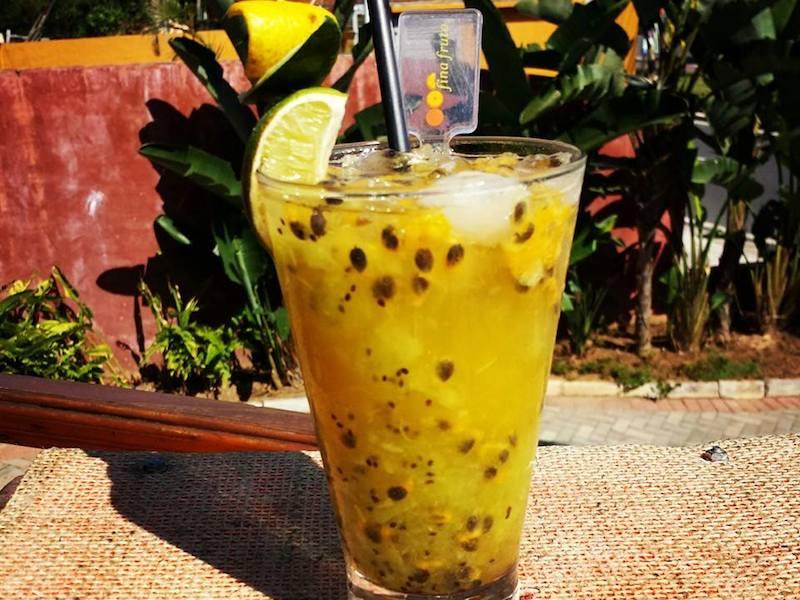 Suco do Fina Fruta (Imagem: Divulgação/Fina Fruta)