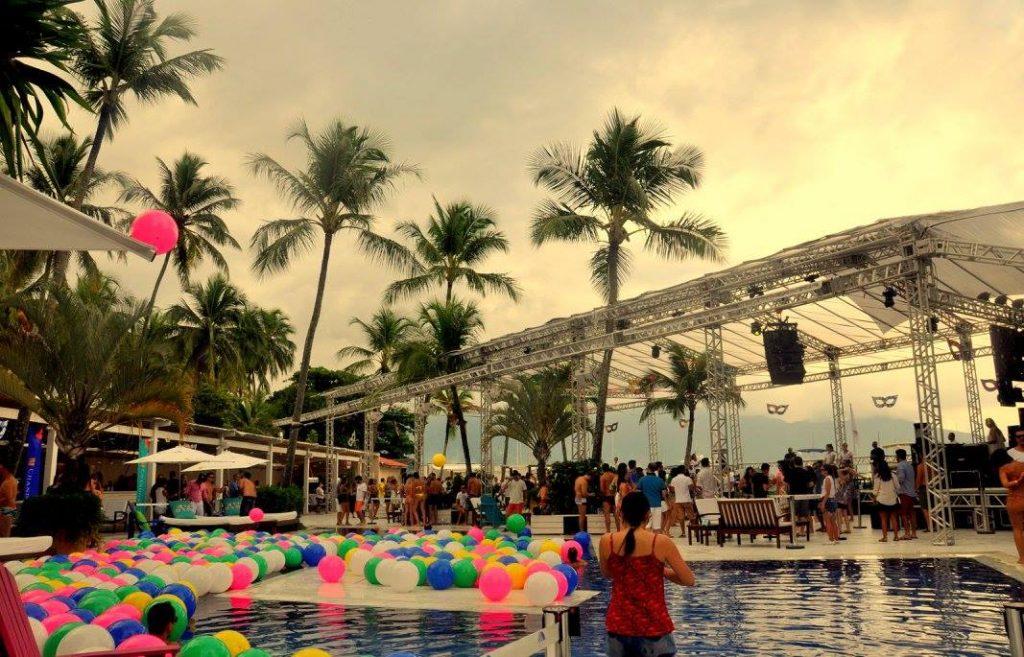 Carnaval 2016 no Sea Club (imagem: divulgação)