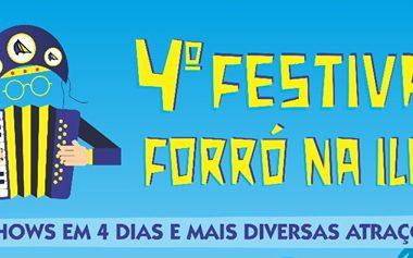 4º Festival Forró na Ilha
