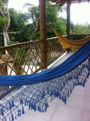 Redes - Chalés Corais da Ilha em Ilhabela