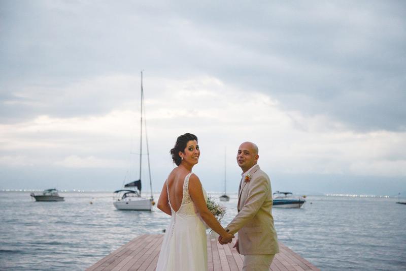 Janaína e Marcos - Casar em Ilhabela