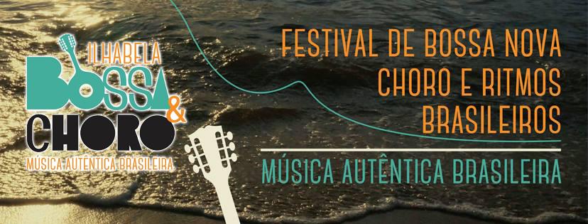 Festival Bossa e Choro Ilhabela