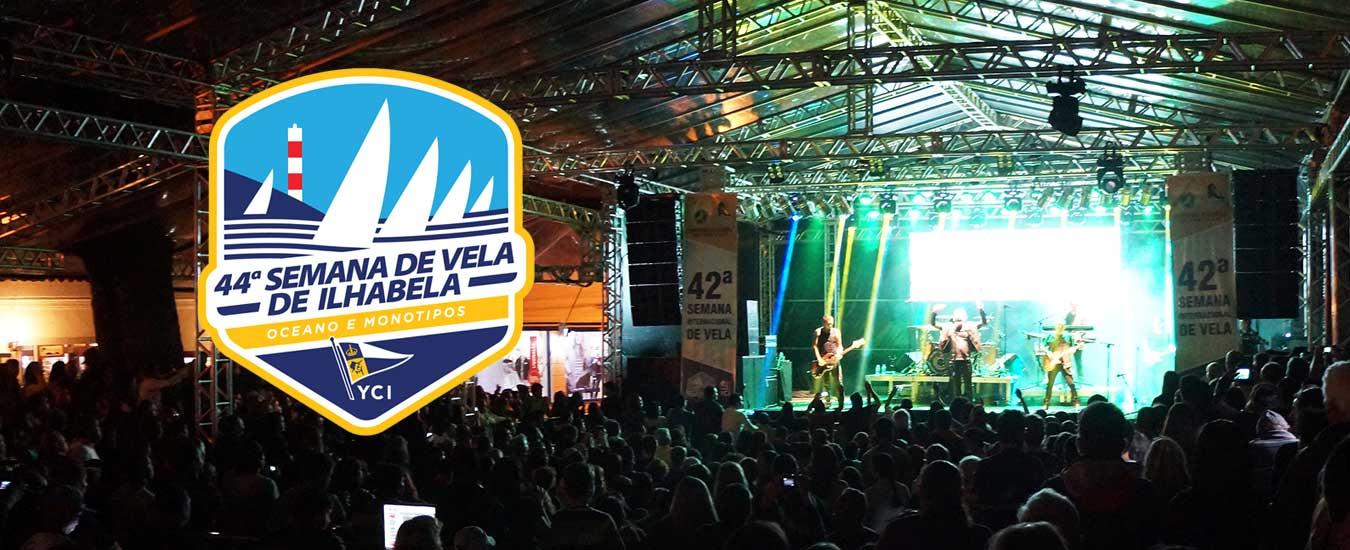 Race Village - Semana de Vela de Ilhabela