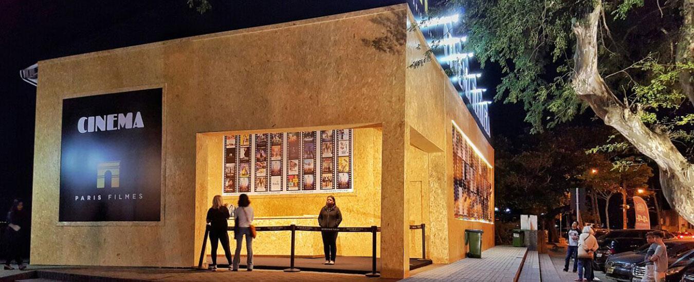 Cinema Ilhabela - Confira a programação