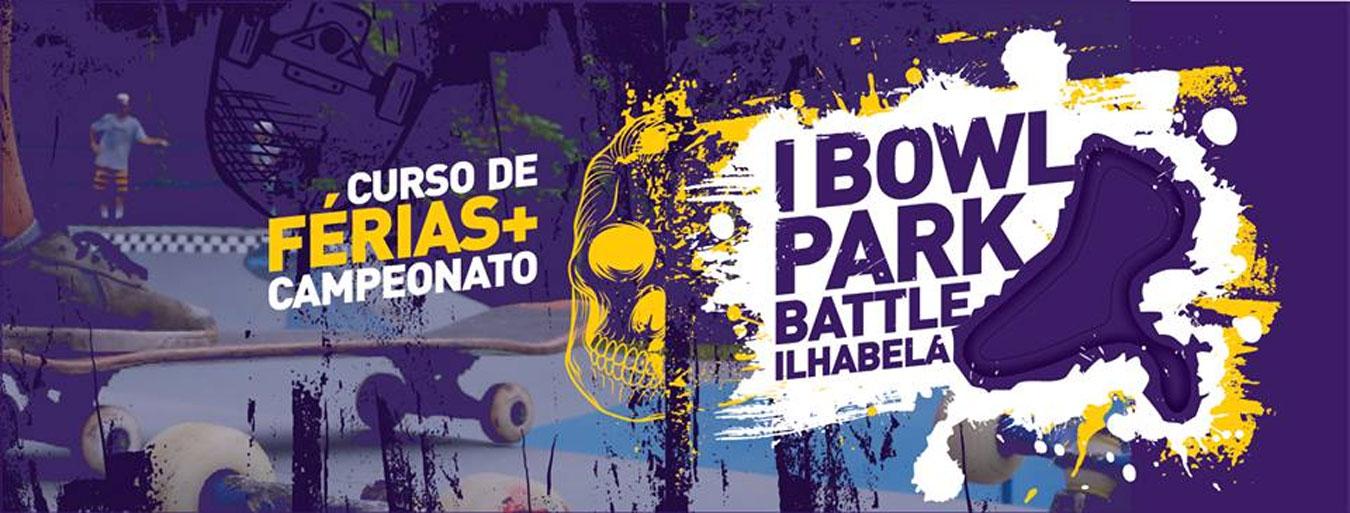 Curso de Férias de Skate em Ilhabela