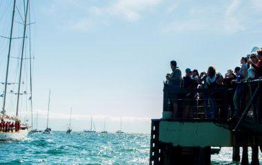 Race Village agita a Semana de Vela de Ilhabela em 2017
