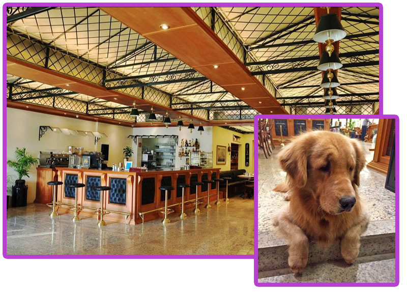 Café Free Port Ilhabela - Pet Friendly